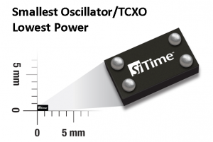 smallest oscillator, lowest power